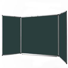 Доска для мела настенная TM Ukrboards, 100х400 см.  для мела -5 роб пов