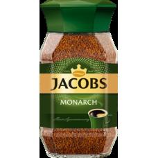 Кава розчинна 95 г, скляна банка, JACOBS MONARCH