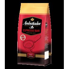 Кофе в зернах Ambassador Espresso Bar, пакет 1000г*6 (PL)