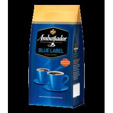 Кофе в зернах Ambassador Blue Label, пакет 1000г*6 (PL)