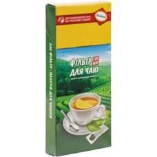 Фильтр-пакеты для чая 7х12cм, 100шт, для чашки