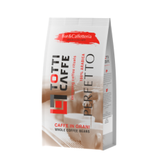 Кофе в зернах TOTTI Caffe PERFETTO, пакет 1000г*6 (PL)