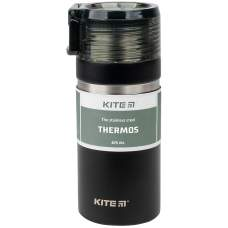 Термос Kite 473 мл., черный