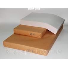 Бумага газетная( ф.А3, пл.45.5г/м, 500л)