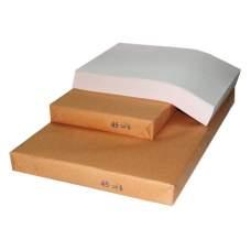 Бумага газетная (ф.А4, пл.45.5г/м, 1000л)